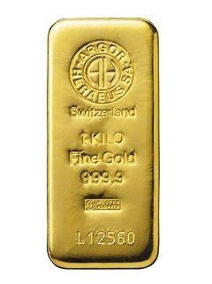 Argor Heraeus 1 Kilo Gold Bar Gold Bars 187 Argor