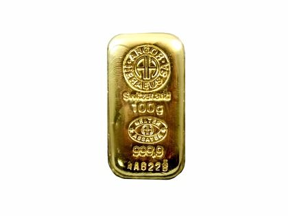 Argor Heraeus 100g Gold Bar Gold Bars 187 3signa