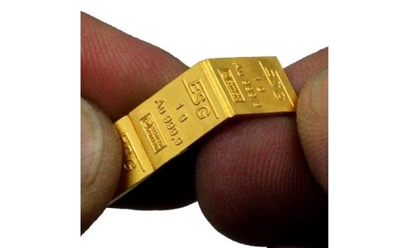 Combibar Zlatý Zliatok 50 X 1g