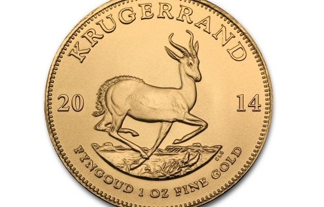Krugerrand 1 Oz Gold Coin Gold Coins 187 3signa