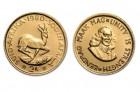 2 Rand – Zlatá mince