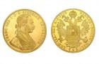 4 Dukát Österreich - Zlatá minca