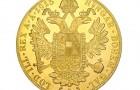 4 Ducat Österreich - Gold Coin