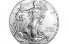 American Eagle 1 Oz - Silver Coin - 100 pcs