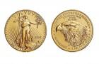 American Eagle 2021 1 Oz Type 2 - Zlatá minca