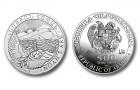 Arche Noah 1 Oz - Strieborná minca