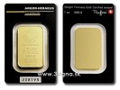 Argor Heraeus 1 Oz - Gold Bar