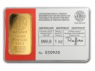 Argor Heraeus 1 Oz - Gold Bar
