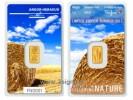 Argor Heraeus 1g Summer 2017 - Zlatý zliatok