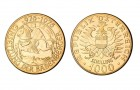Babenberger 1000 Schilling - Zlatá minca
