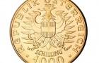 Babenberger 1000 Schilling - Gold Coin