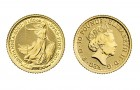 Britannia 1/10 Oz - Zlatá minca
