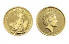 Britannia 1 Oz - Zlatá minca - 10ks