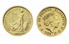 Britannia 1/10 Oz - Gold Coin
