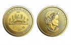 Canada Voyageur 2017 1 Oz - Gold Coin