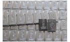 CombiBar 100 x 1g  - Stříbrný slitek