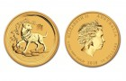 Dog 2018 1/10 Oz - Gold Coin