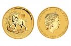 Dog 2018 1 Oz - Zlatá minca