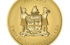 Fiji Taku 2013 1 Oz - Gold Coin