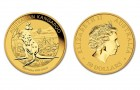 Kangaroo 1/2 Oz - Gold Coin