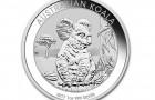 Koala 2017 1 Oz - Stříbrná mince