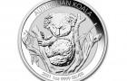 Koala 2021 1 Oz - Stříbrná mince