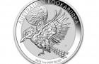 Kookaburra 2018 1 Oz - Stříbrná mince