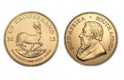 Krugerrand 1/2 Oz - Gold Coin
