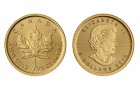 Maple Leaf 1/10 Oz  - Gold Coin