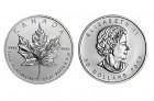 Maple Leaf 1 Oz - Platinová minca