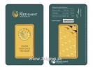 Perth Mint 100g - Zlatý slitek
