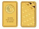 Perth Mint 10g - Zlatý zliatok