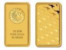 Perth Mint 50g - Zlatý zliatok