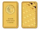 Perth Mint 5g - Zlatý zliatok