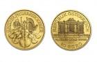 Philharmoniker 1/10 Oz - Zlatá minca - 10 ks