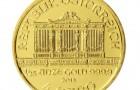 Philharmoniker 1/25 Oz - Gold Coin