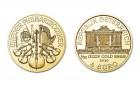 Philharmoniker 1/25 Oz - Zlatá minca