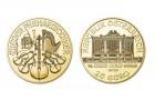 Philharmoniker 1/4 Oz - Zlatá minca