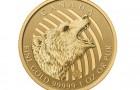 Roaring Grizzly 2016 1 Oz - Zlatá minca