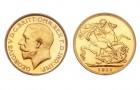 Sovereign - Zlatá minca