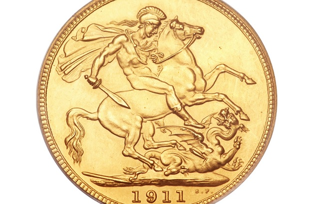 Sovereign Gold Coin Gold Coins 187 3signa