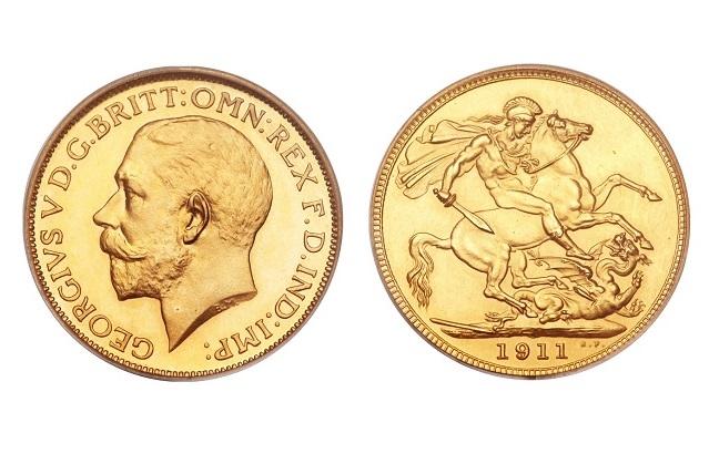 Sovereign 1 4 Oz Gold Coin