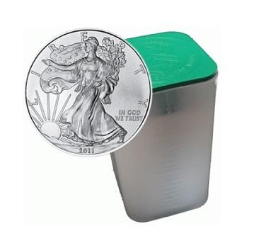 American Eagle 1 Oz - Strieborná minca 20 ks