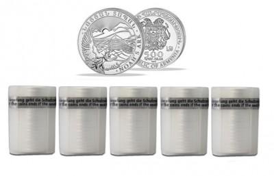 Arche Noah 1 Oz - Stříbrná mince - 100 ks