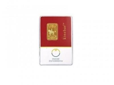 Münze Österreich 5g - Zlatý slitek