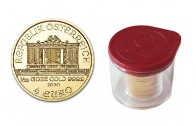 Philharmoniker 1/25 Oz - Zlatá mince - 20 ks