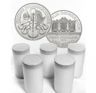 Philharmoniker 1 Oz - Stříbrná mince - 100 ks
